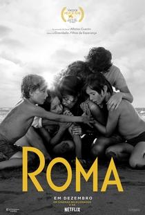 Roma - Poster / Capa / Cartaz - Oficial 4