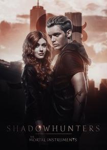 Shadowhunters - Caçadores de Sombras (2ª Temporada) - Poster / Capa / Cartaz - Oficial 8