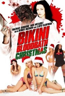 Bikini Bloodbath Christmas - Poster / Capa / Cartaz - Oficial 1