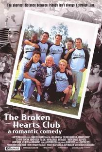 O Clube dos Corações Partidos - Poster / Capa / Cartaz - Oficial 1