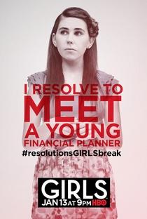 Girls (2ª Temporada) - Poster / Capa / Cartaz - Oficial 4