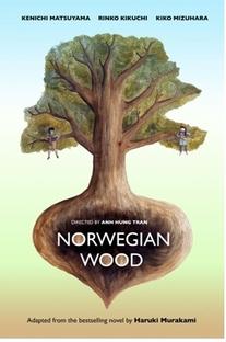 Como na Canção dos Beatles: Norwegian Wood - Poster / Capa / Cartaz - Oficial 9