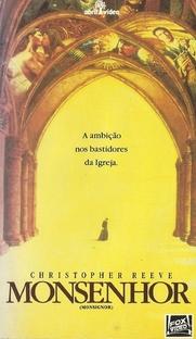 Monsenhor  - Poster / Capa / Cartaz - Oficial 2