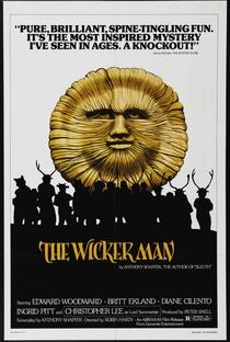 O Homem de Palha - Poster / Capa / Cartaz - Oficial 7