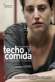 Techo y comida - Poster / Capa / Cartaz - Oficial 1