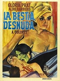 La Bestia Desnuda - Poster / Capa / Cartaz - Oficial 1