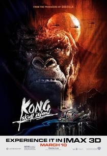 Kong: A Ilha da Caveira - Poster / Capa / Cartaz - Oficial 3