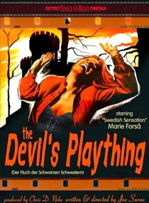 The Devil's Plaything - Poster / Capa / Cartaz - Oficial 1