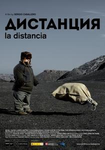La Distancia - Poster / Capa / Cartaz - Oficial 1