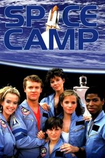 Space Camp - Aventura no Espaço - Poster / Capa / Cartaz - Oficial 3