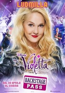 Violetta - O Show - Poster / Capa / Cartaz - Oficial 15