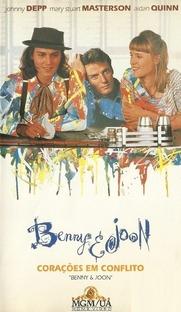 Benny & Joon - Corações em Conflito - Poster / Capa / Cartaz - Oficial 2