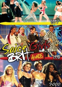 Spice Girls - Brit Awards - Poster / Capa / Cartaz - Oficial 1