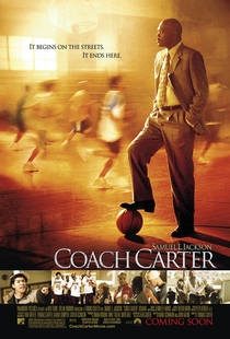 Coach Carter - Treino para a Vida - Poster / Capa / Cartaz - Oficial 1