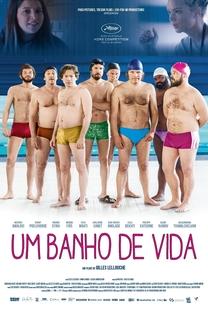 Um Banho de Vida - Poster / Capa / Cartaz - Oficial 3