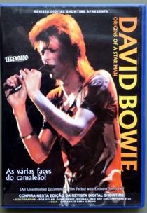 David Bowie: Origins of a Star Man - Poster / Capa / Cartaz - Oficial 1
