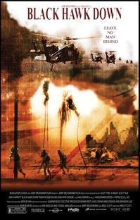 Falcão Negro em Perigo - Poster / Capa / Cartaz - Oficial 3