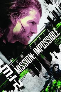 Missão: Impossível 2 - Poster / Capa / Cartaz - Oficial 8