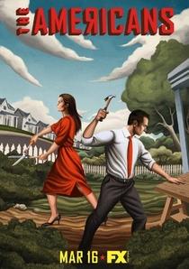 The Americans (4ª Temporada) - Poster / Capa / Cartaz - Oficial 3