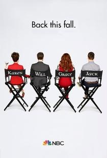 Will & Grace (9ª Temporada) - Poster / Capa / Cartaz - Oficial 2