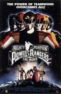 Power Rangers: O Filme - Poster / Capa / Cartaz - Oficial 1