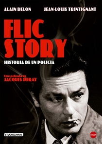 Flic Story - Poster / Capa / Cartaz - Oficial 1