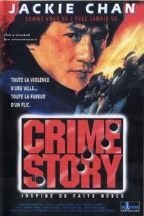 Crime Story - Poster / Capa / Cartaz - Oficial 2