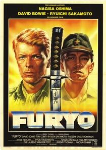 Furyo - Em Nome da Honra  - Poster / Capa / Cartaz - Oficial 3