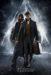 Animais Fantásticos: Os Crimes de Grindelwald - Poster / Capa / Cartaz - Oficial 4
