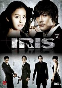 IRIS: The Movie - Poster / Capa / Cartaz - Oficial 1