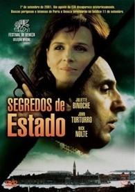 Segredos de Estado - Poster / Capa / Cartaz - Oficial 1