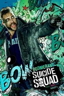 Esquadrão Suicida - Poster / Capa / Cartaz - Oficial 24
