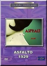 Asfalto - Poster / Capa / Cartaz - Oficial 2