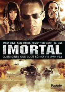 Imortal - Poster / Capa / Cartaz - Oficial 1