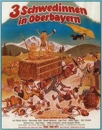 Três Suecas na Baviera - Poster / Capa / Cartaz - Oficial 1