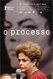O Processo - Poster / Capa / Cartaz - Oficial 2
