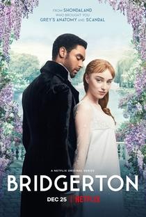 Bridgerton (1ª Temporada) - Poster / Capa / Cartaz - Oficial 1
