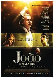 João, O Maestro - Poster / Capa / Cartaz - Oficial 1