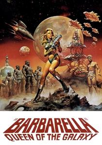 Barbarella - Poster / Capa / Cartaz - Oficial 1