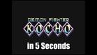 Demon Fighter Kocho in 5 Seconds