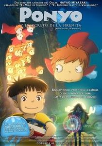 Ponyo: Uma Amizade que Veio do Mar - Poster / Capa / Cartaz - Oficial 10