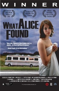 What Alice Found - Poster / Capa / Cartaz - Oficial 1