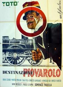 Totó, chefe de estação - Poster / Capa / Cartaz - Oficial 1