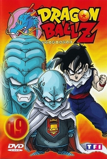 Dragon Ball Z (4ª Temporada) - Poster / Capa / Cartaz - Oficial 21