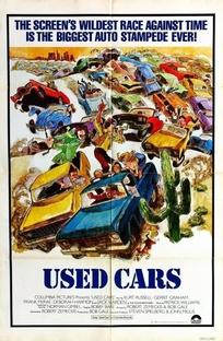 Carros Usados - Poster / Capa / Cartaz - Oficial 4