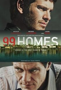 99 Casas - Poster / Capa / Cartaz - Oficial 1