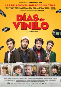 Dias de Vinil - Poster / Capa / Cartaz - Oficial 1