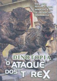 Dinotopia - O Ataque dos T-rex - Poster / Capa / Cartaz - Oficial 1