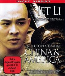 Era Uma Vez na China e América - Poster / Capa / Cartaz - Oficial 2