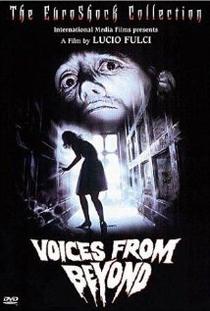 Vozes do Além - Poster / Capa / Cartaz - Oficial 1
